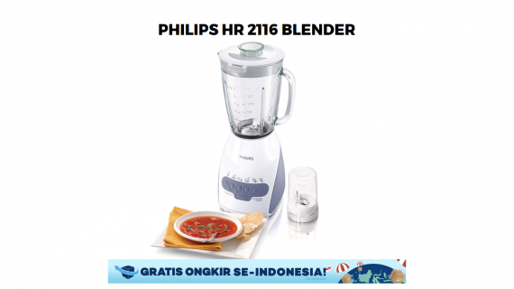 Keunggulan Philips HR 2116 Blender Tango Kaca – LAZADA