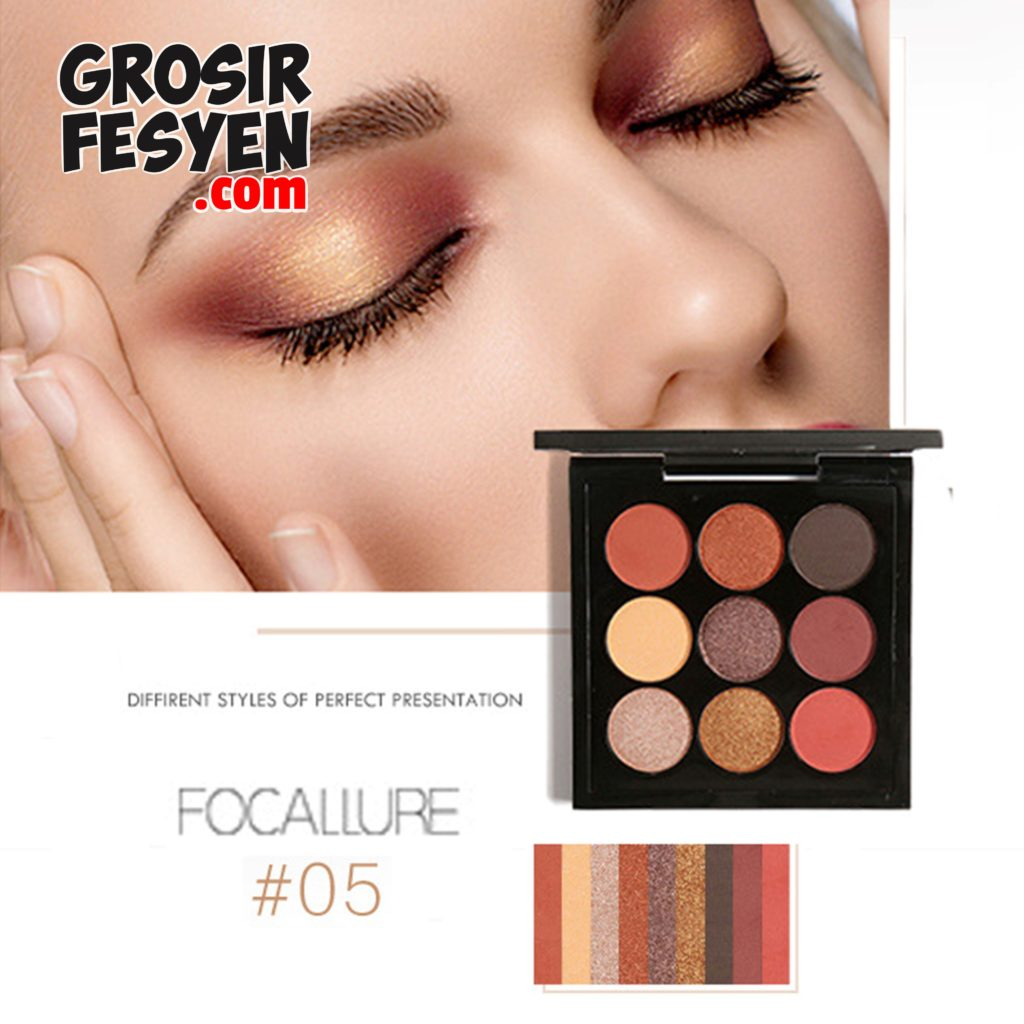 Jual  Focallure Smokey Eyeshadow Grosir Fesyen Com