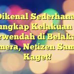 Dikenal Sederhana, Terungkap Kelakuan Asli Sarwendah di Belakang Kamera, Netizen Sampai Kaget!