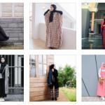 10 Instagram Hijabers Fashionable yang Seru Buat Di-follow & Dijadikan Inspirasi Gaya Kita