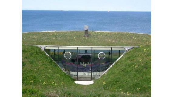 Wow! Desain-desain Rumah Bawah Tanah Ini Sangat Inspiratif dan Belum Pernah Terpikirkan Sebelumnya