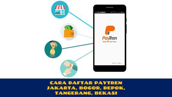 Cara Daftar Paytren Wilayah Semper Timur,JAKARTA UTARA