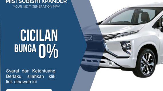 Jual Mobil Mitsubishi Expander Di Suka Raja, Medan, Sumatera Utara