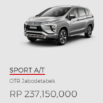 Mitsubishi Xpander MPV Penantang Xenia Avanza