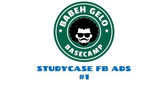 StudyCase FB Ads – Pasang Iklan Facebook Tapi Penjualan Sedikit