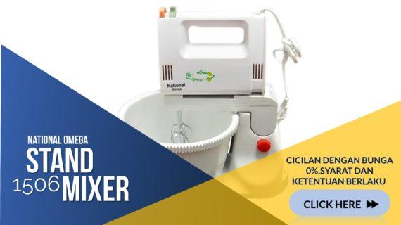 National Omega No-1506 Stand Mixer