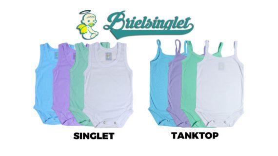 Pabrik Briel Singlet Jumper Bayi Modern Online di Cikoneng Bandung Jawa Barat