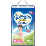 MamyPoko Pants ExtraDry Popok Bayi