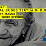 Penjual Gudeg Umur 90 tahun Harusnya Masuk Guiness Word Record