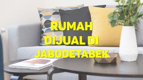 Rumah123 Dijual di Utan Kayu Selatan JAKARTA TIMUR